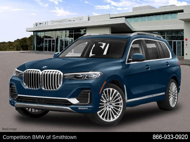 New 2020 BMW X7 xDrive40i xDrive40i