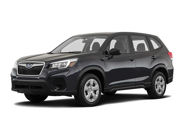 New 2020 Subaru Forester Base Model