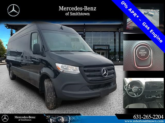 New 2019 Mercedes-Benz Sprinter 2500 Passenger 170 WB
