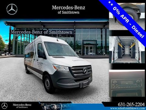 Pre-Owned 2019 Mercedes-Benz Sprinter 2500 Cargo 170 WB